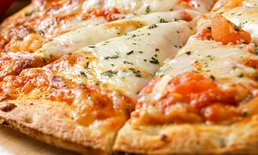 פיצה עם הבצק והרוטב הטובים בעולם