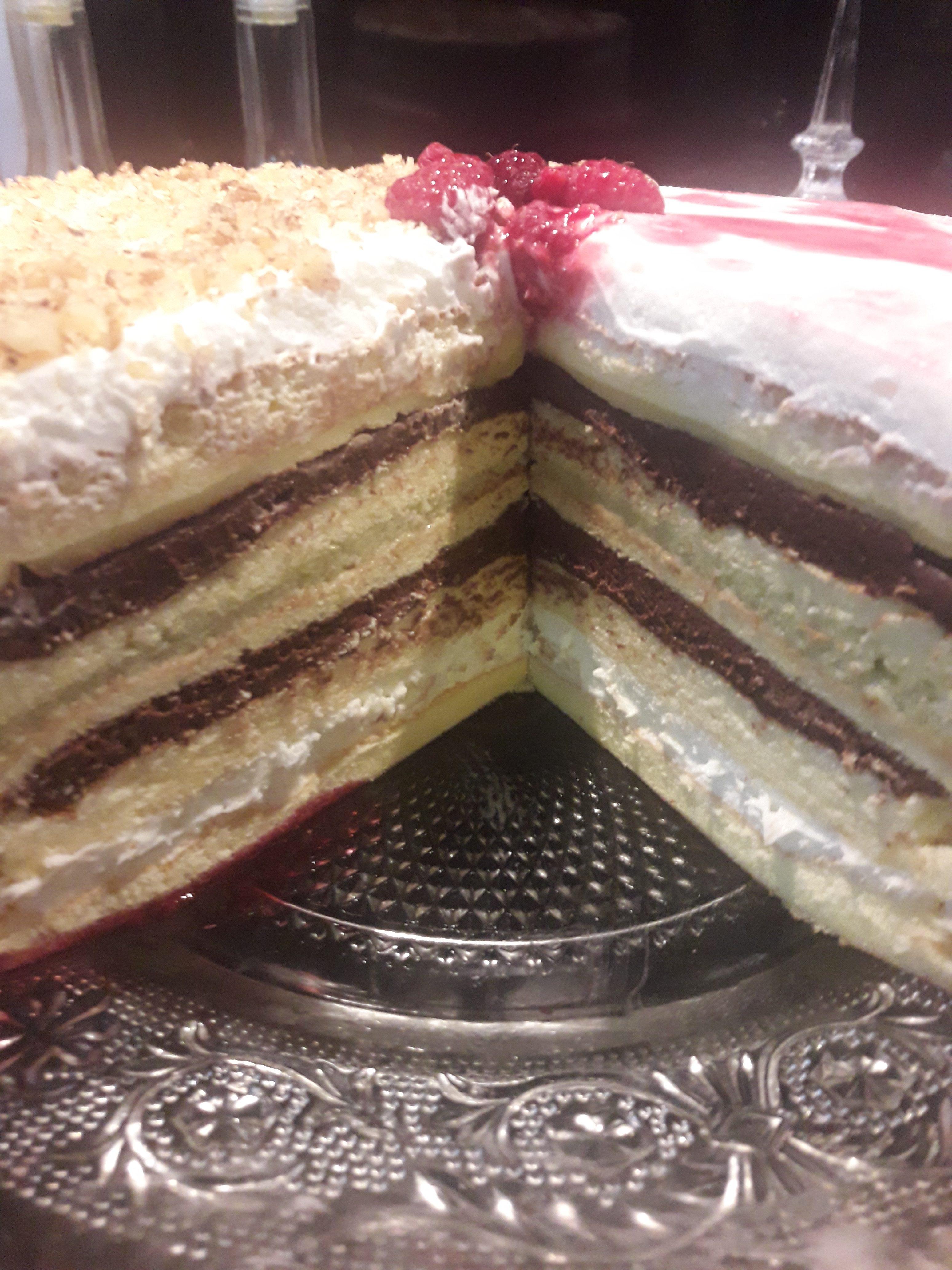 עוגת שכבות שגם צלי-אקים יוכלו להנות,