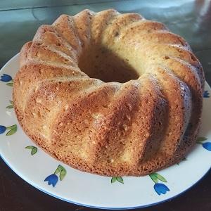 עוגה פשוטה בטעם של פעם