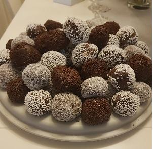 כדורי שוקולד בגירסה מושלמת