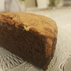 עוגת ספוג פרווה מעולה וכשרה לפסח